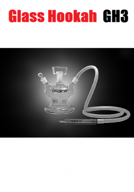 Aspire Glass Hookah - GH3