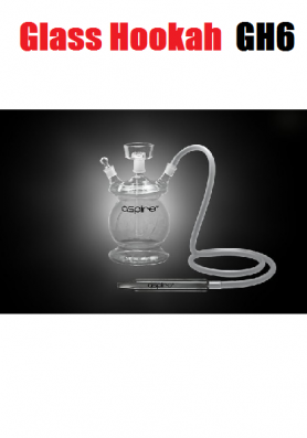 Aspire Glass Hookah - GH6